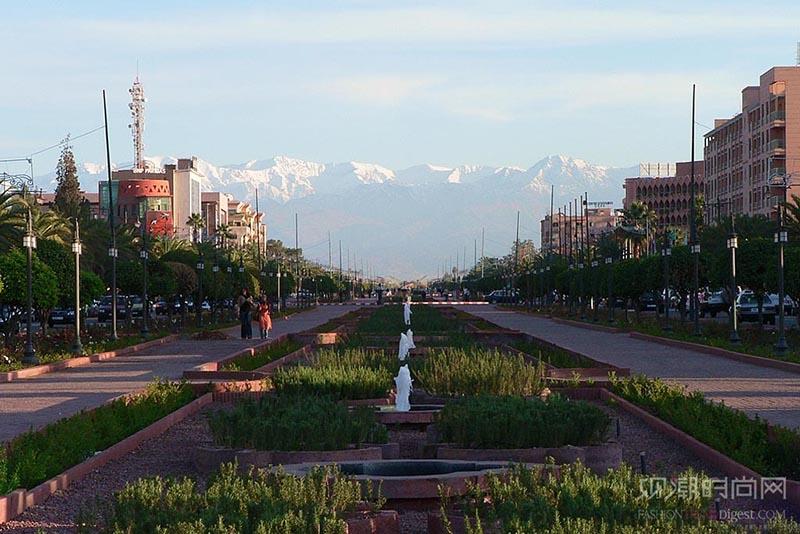 去摩洛哥追逐夏日幻想