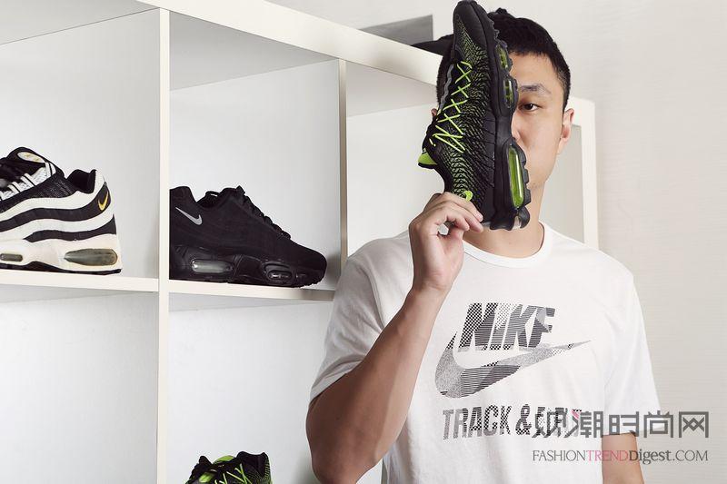Air Max 95,这双鞋...