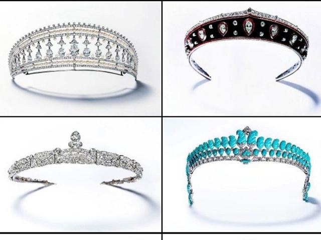 """流淌皇室血统的珠宝商 缔造倾世王妃的""""DNA冠冕"""""""
