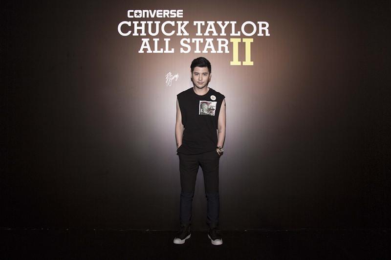 Chuck II ,最好穿最...