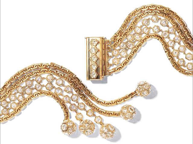 Tiffany & Co.蒂芙尼2015秋季全新高级珠宝传世之作 设计总监FrancescaAmfitheatrof呈现钻石新风貌