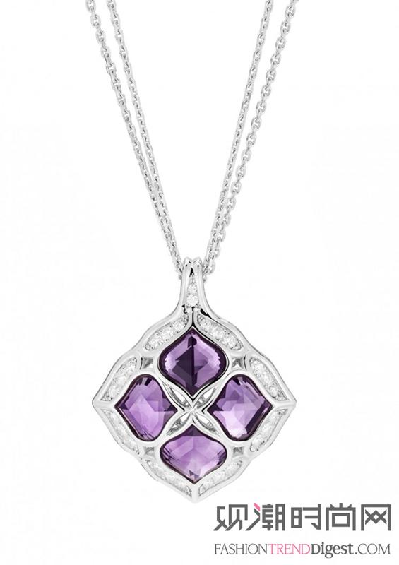 圆你女王梦 只需一条漂亮的紫...
