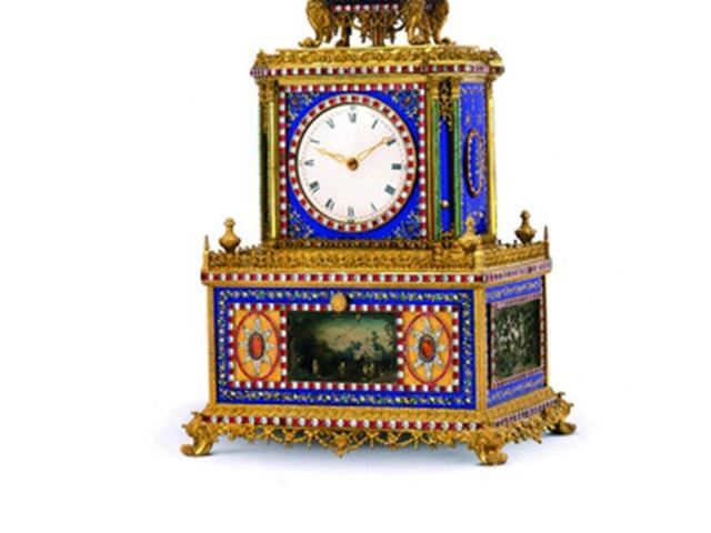 古董钟收藏 价值尚未完全发掘