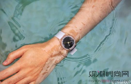城里的人都在戴什么时髦的腕表?
