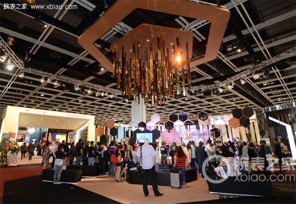 全球最大钟表展 香港国际钟表展即将开幕