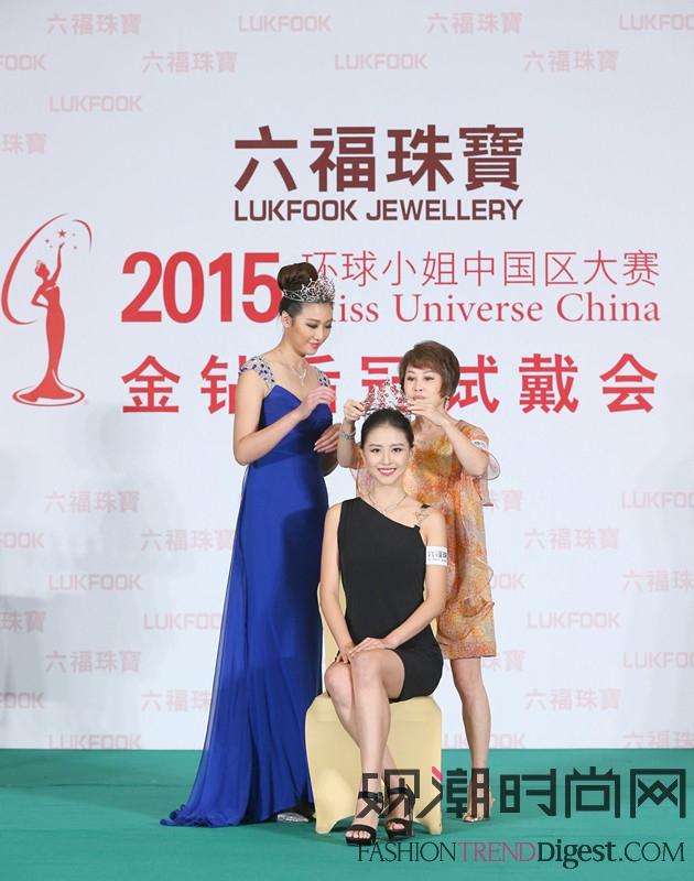 六福珠宝连续5年独家赞助环球...