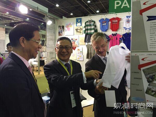 第14届中国纺织品服装贸易展...