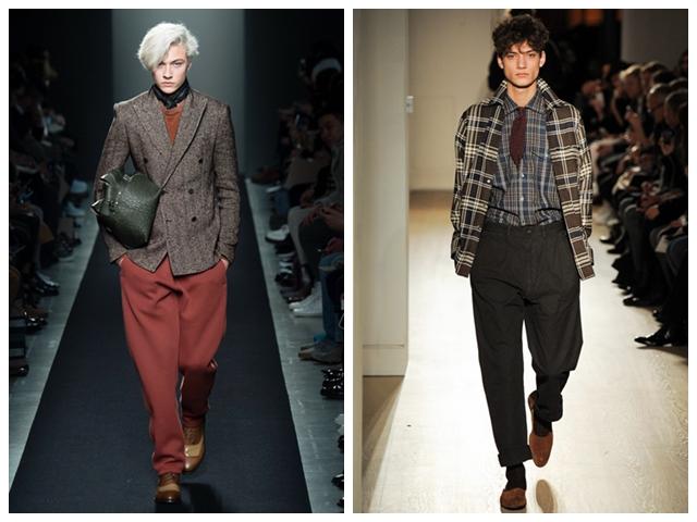 2015秋冬男装:重回繁华的70年代