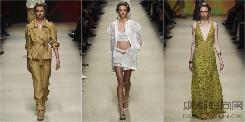 2016春夏米兰时装周:艺术...