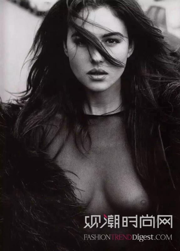 Monica Bellucci,我的性感要展现给世人