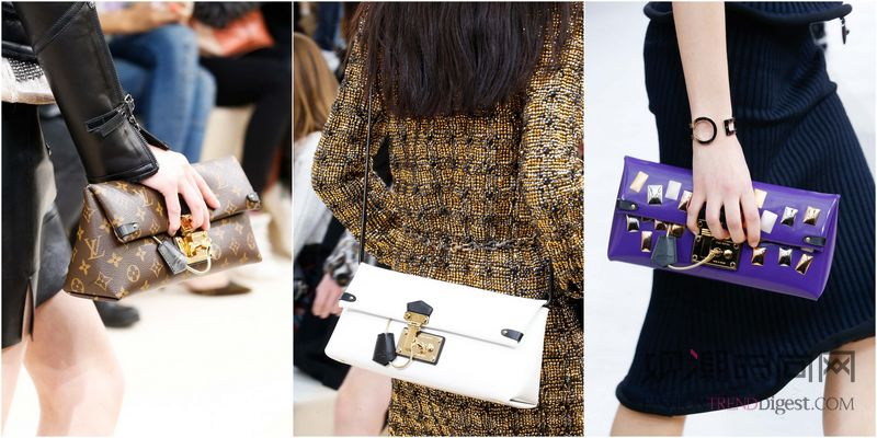 哪只包袋可以装满你的时髦