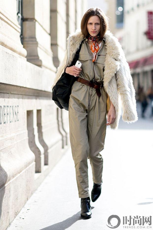 男装女穿这种事 比你想象的还要时髦