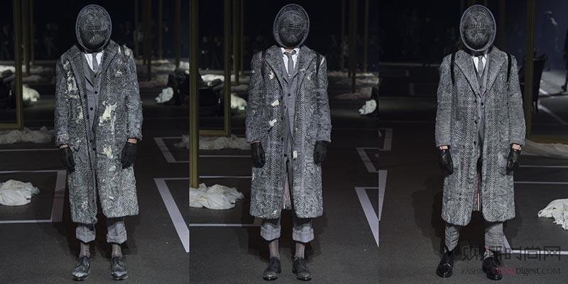 2016秋冬巴黎男装周(五)