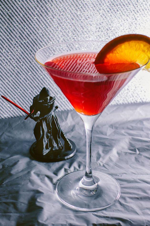8款星球大战鸡尾酒唤醒你心中的战士