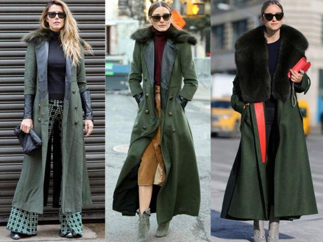 军绿色棉服 陪你度过整个寒冬