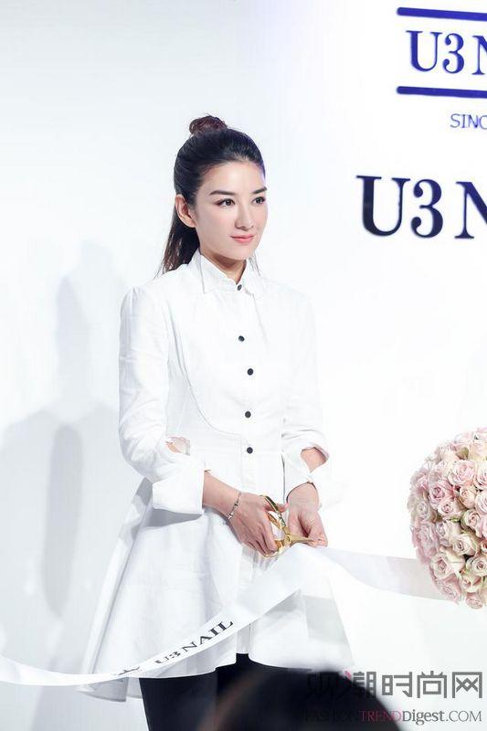 U3 NAIL 上海发布会
