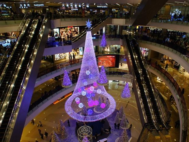 中国零售销售额预计2020年将达48万亿人民币