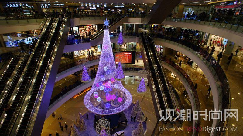 中国零售销售额预计2020年...