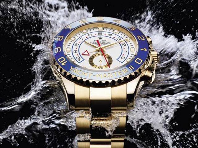 瑞士手表出口现7年以来最大月跌幅