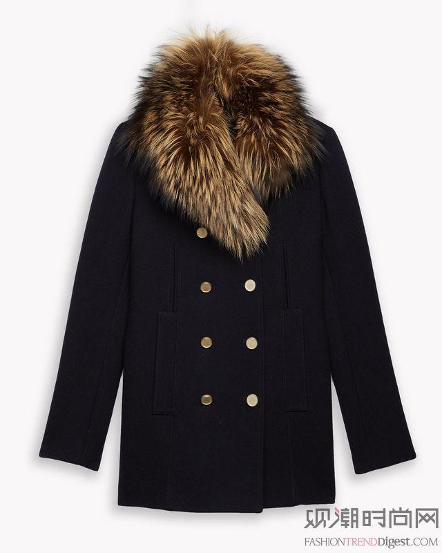 没有这些温暖外套 那可怎么行