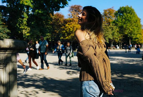 冬天凹造型,从你手边的毛衣开始