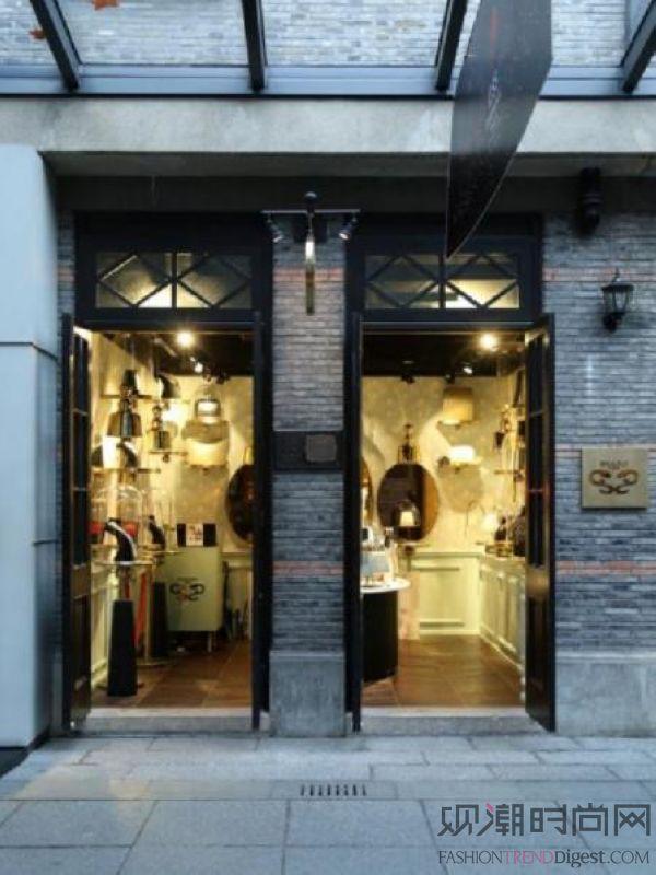 SHAOO PARIS 上海概念店