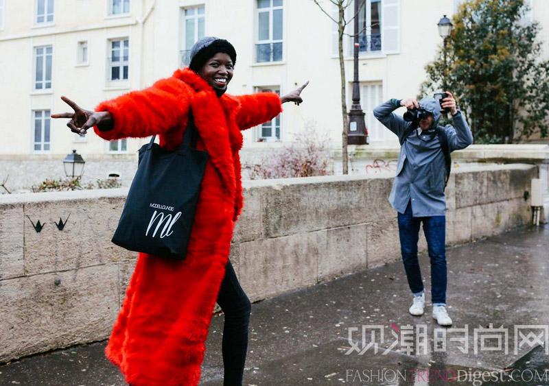 冬季穿搭经――看起来暖和就真的不冷