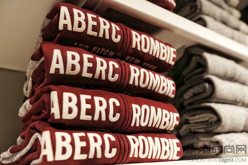 不一样的Abercrombi...