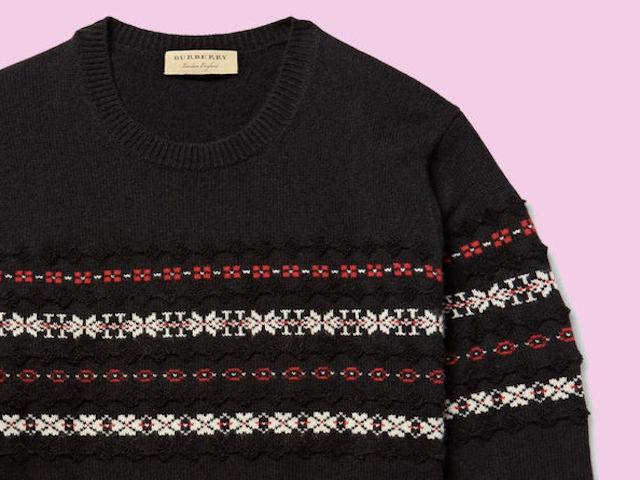 每个男人衣柜中都应该拥有的5款毛衣