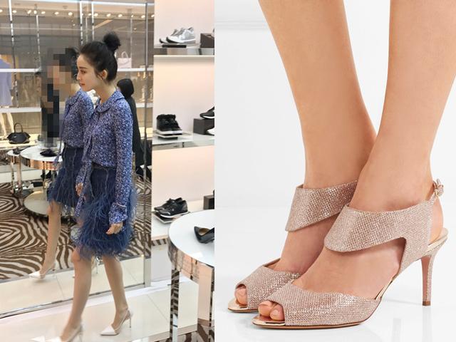 古力娜扎看鞋子,这些新款女鞋值得入手