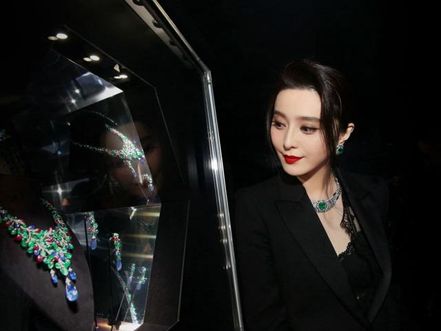 Cartier在上海开设最大型珠宝展