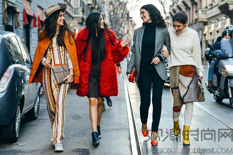 反季节穿衣正流行,带你穿出新时尚