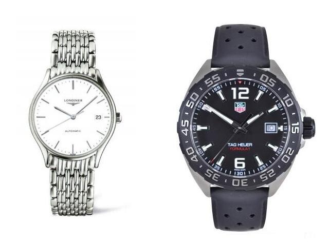 第一次 这几款很合适作为初恋手表