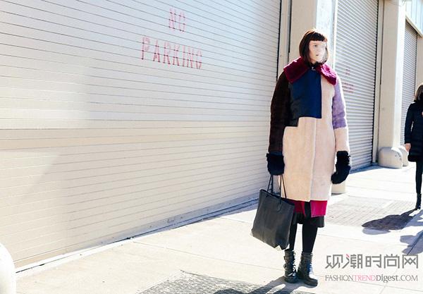2016秋冬纽约时装周街拍(下)