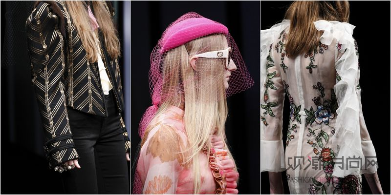 Gucci 2016秋冬——...