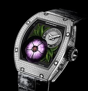 把春天定格起来 仅需要一款腕表