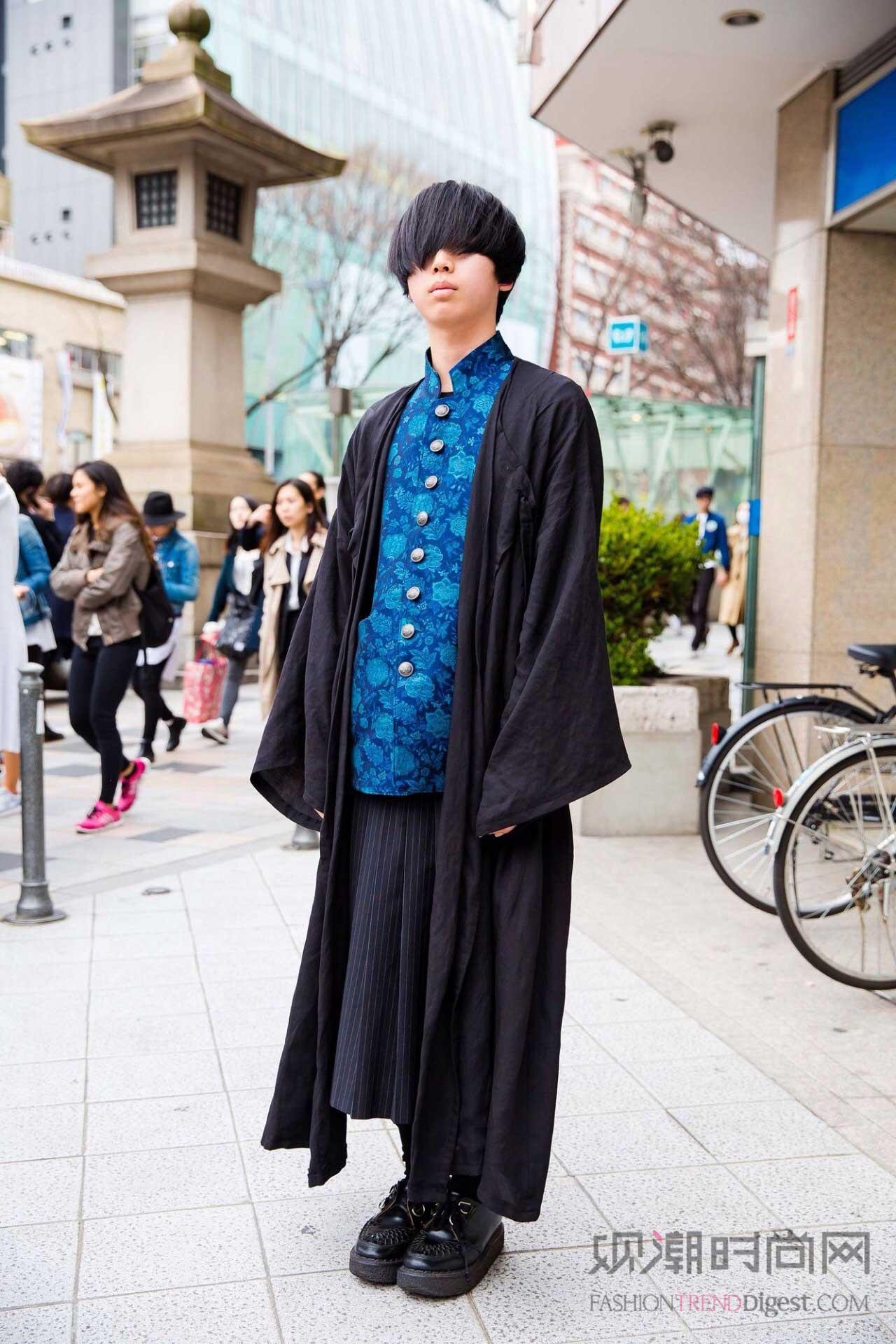 街拍技术哪家强 | 韩国时装...