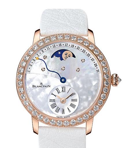 最深谙女人心的月相腕表