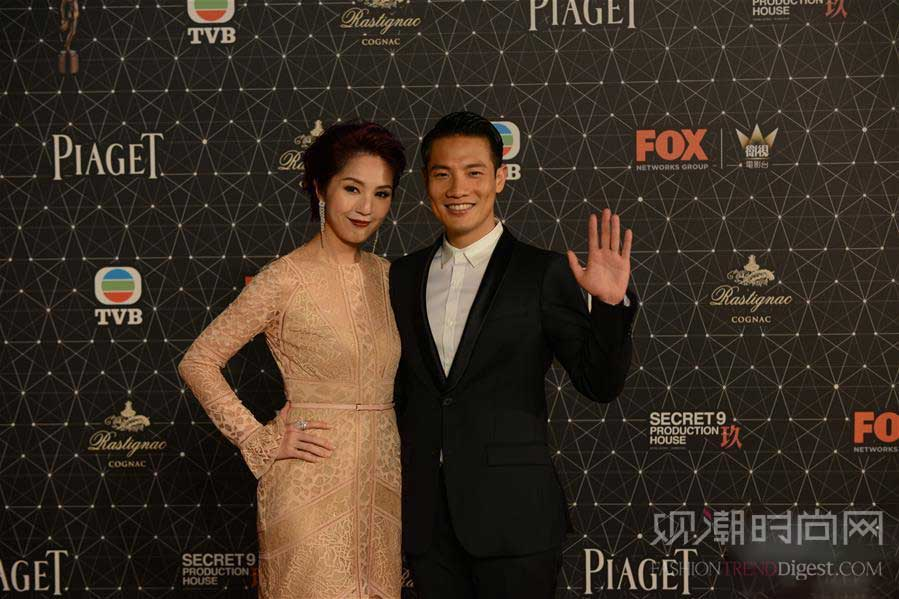 第35届香港电影金像奖红毯造型