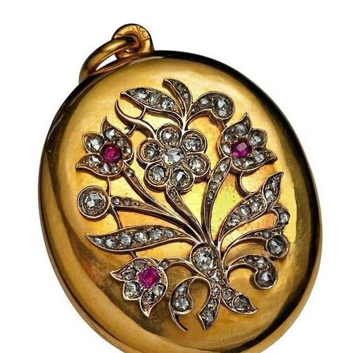 丘比特之箭 古董珠宝里那些爱的语言