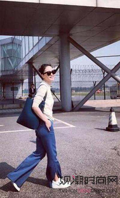 王菲、刘涛、倪妮都在去巴黎看...