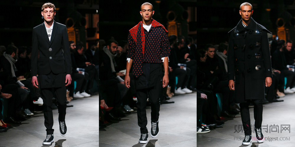 2017秋冬巴黎时装周(三)