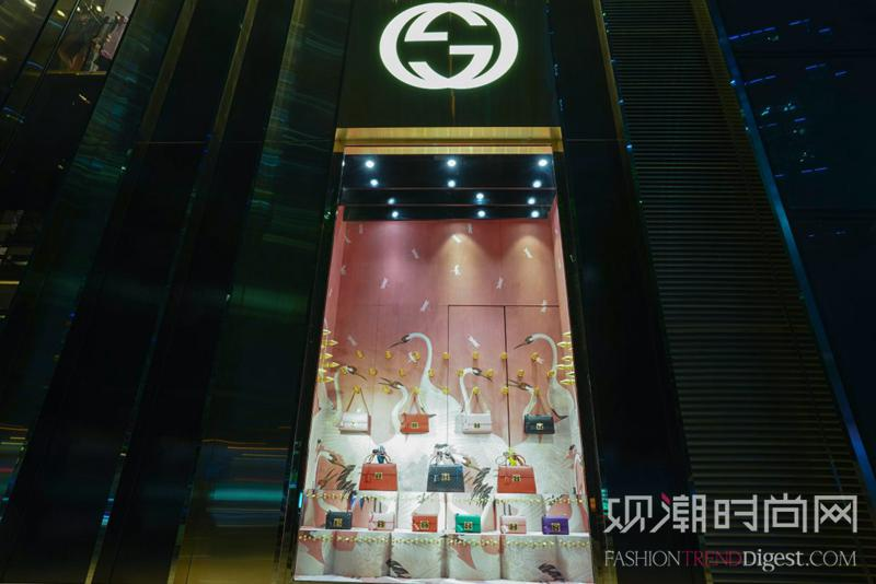 Gucci品牌成中国女性买包首选