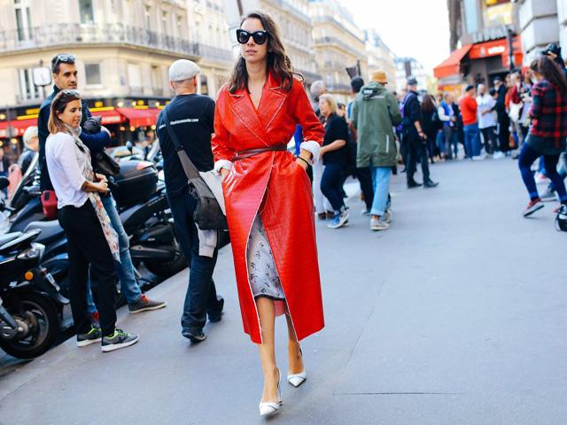 过年怎么穿?这些红色单品让你亮丽又不俗气