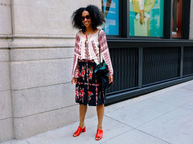 让时尚小红鞋为你的浪漫春天注满魅力值