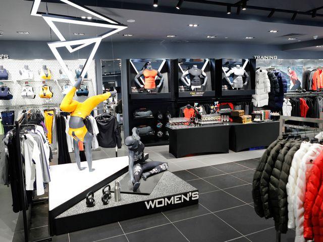 科技引领潮流 专注运动创新——DESCENTE迪桑特上海IAPM店盛大开幕并发布专供限量款