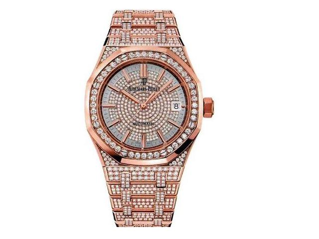 将整个珠宝盒戴在手上 三款价值百万的女士机械表推荐