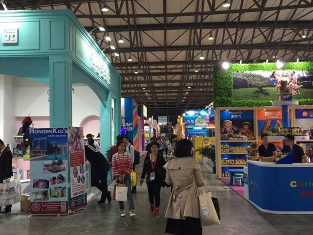 苏宁红孩子出动买手天团 CTE中国玩具展上挑遍全球好货