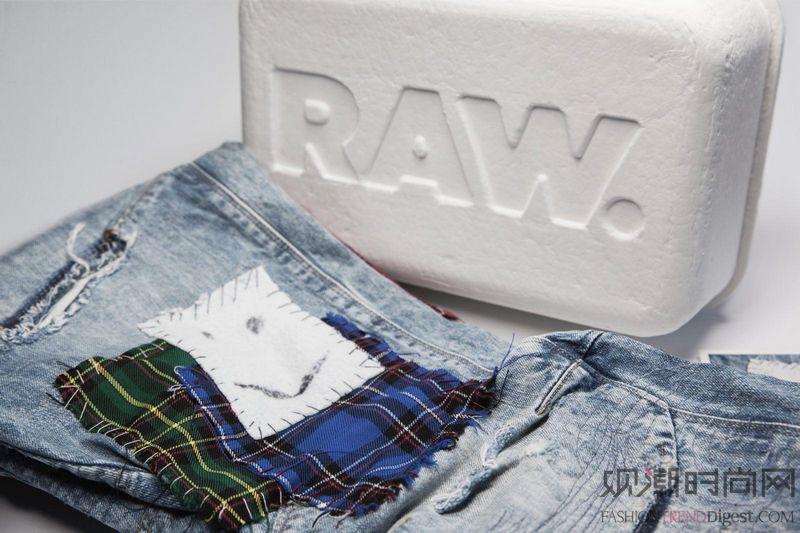G-Star RAW限定牛仔...