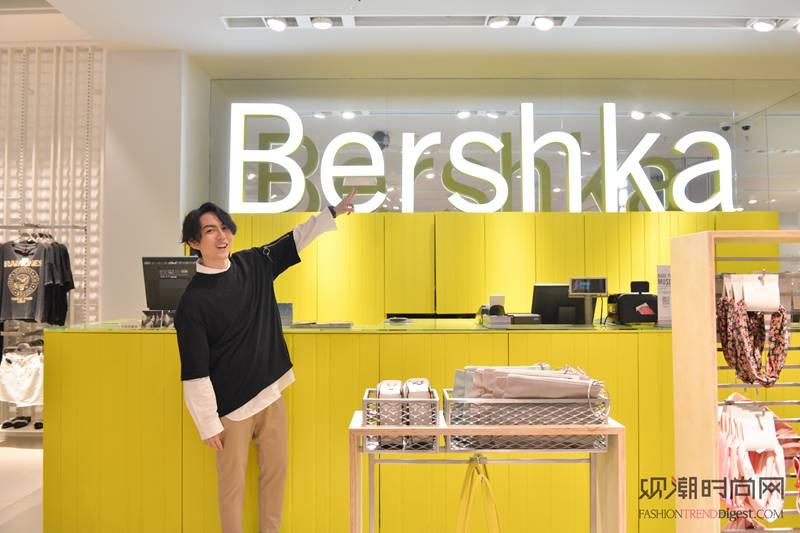 Bershka与音乐同行 与...